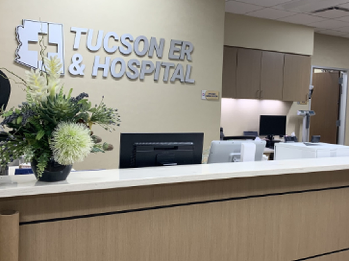 Tucson ER & Hospital opens its doors to public