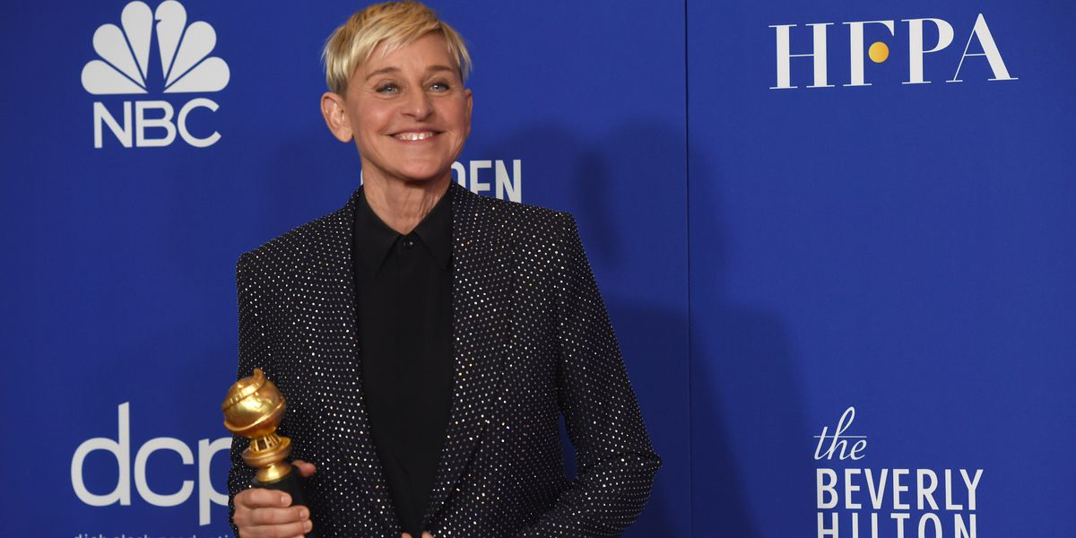 Happy Birthday! Ellen DeGeneres turns 62 years old