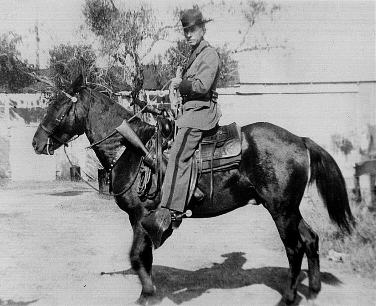 Gas Prices Tucson >> CBP celebrates National Day of the Horse with a nod to the ...