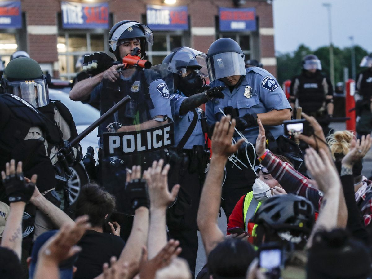 As Trump blames antifa, protest records show scant evidence