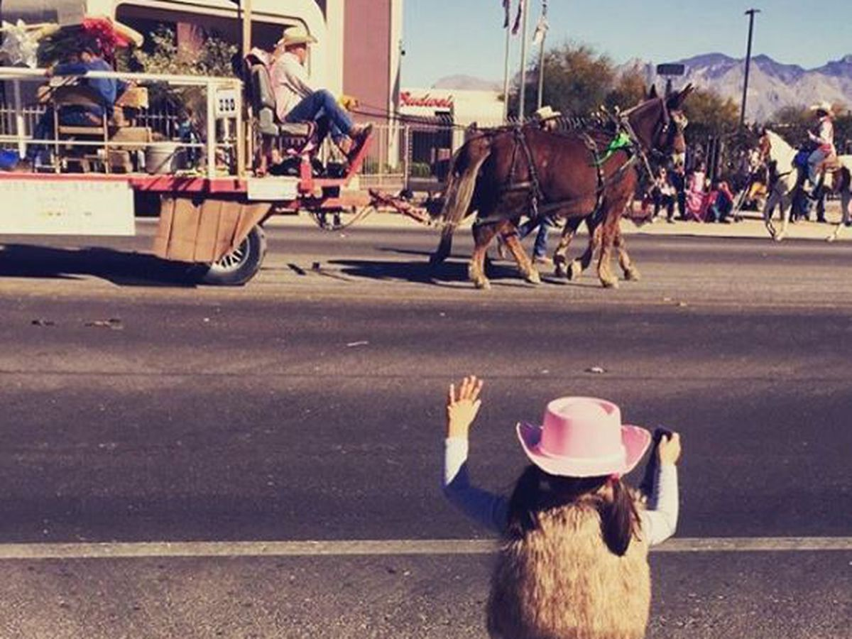 WATCH: 2019 Tucson Rodeo Parade