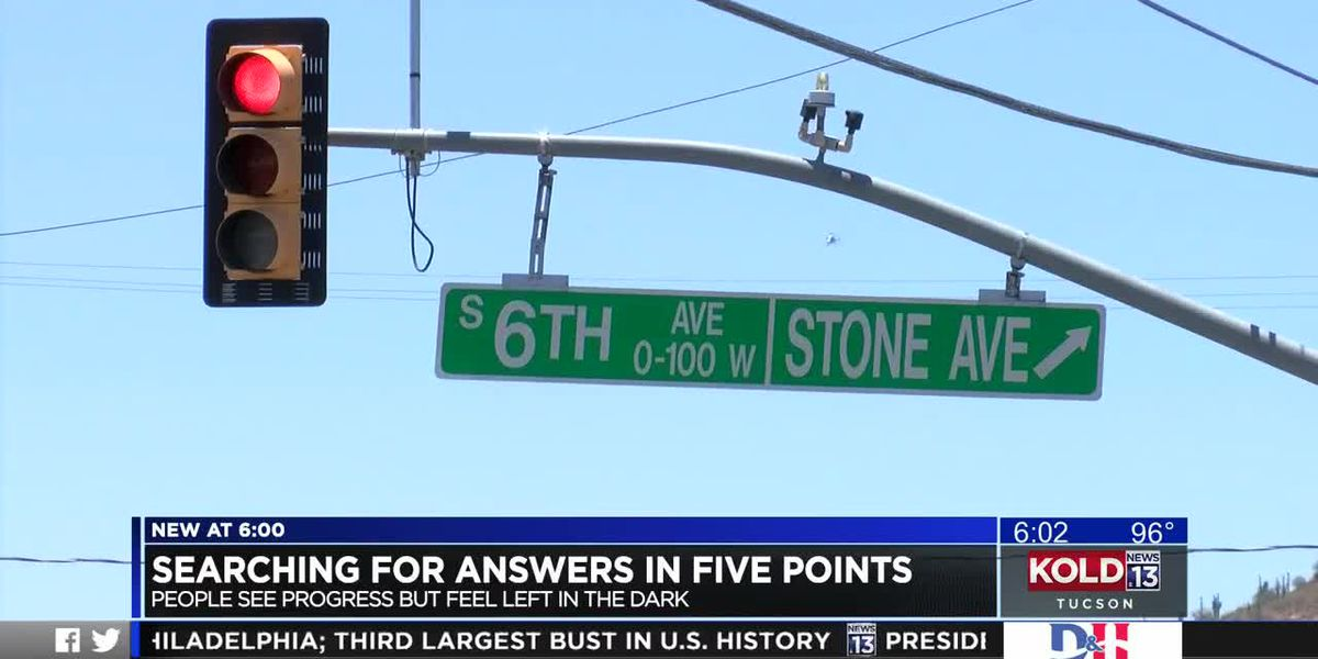 Searching for answers in Five Points