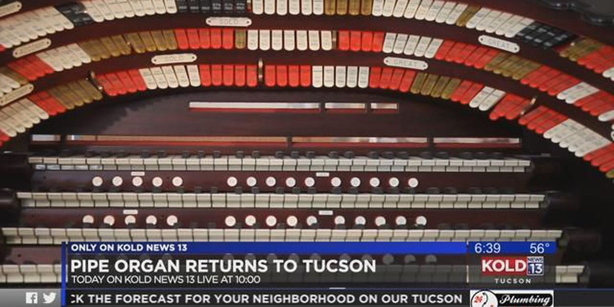 Mighty Wurlitzer theater organ making comeback at Fox Theatre
