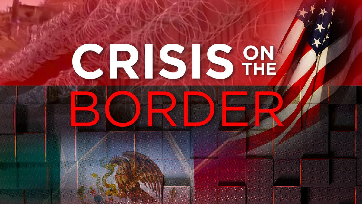 KOLD News 13: Crisis On The Border