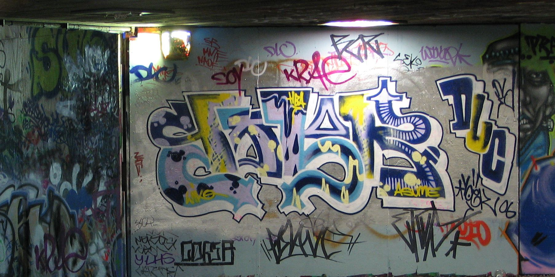 Pima County officials say graffiti is a widespread issue in the area