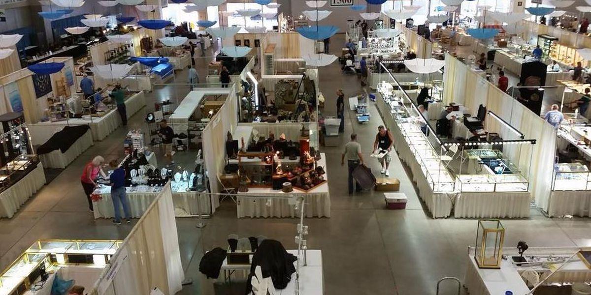 62nd Tucson Gem, Mineral Show kicks off