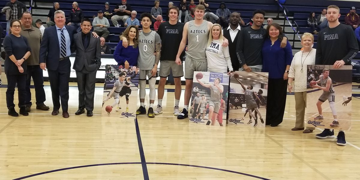 Sophomore Day is a sweep at Pima
