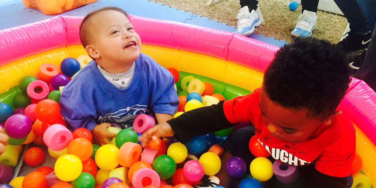 More than 2,000 people take part in Down Syndrome awareness event