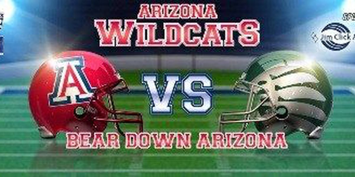 Wildcats beat Ducks 31-24: biggest road win since '81