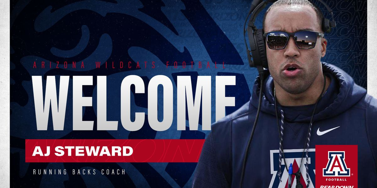 Wildcats hire Steward to lead running backs