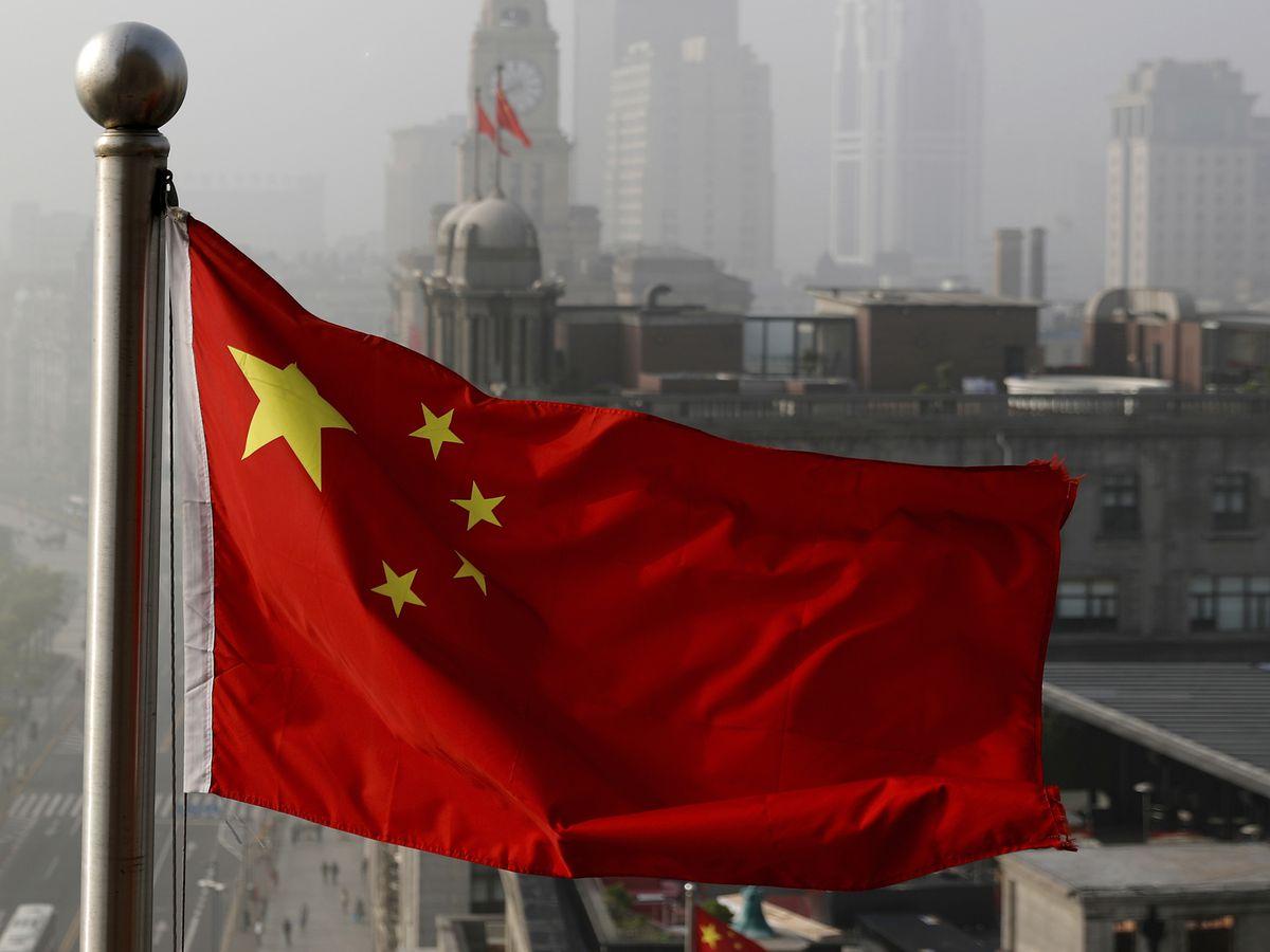 "Chinese Embassy Twitter account locked for ""dehumanization"""