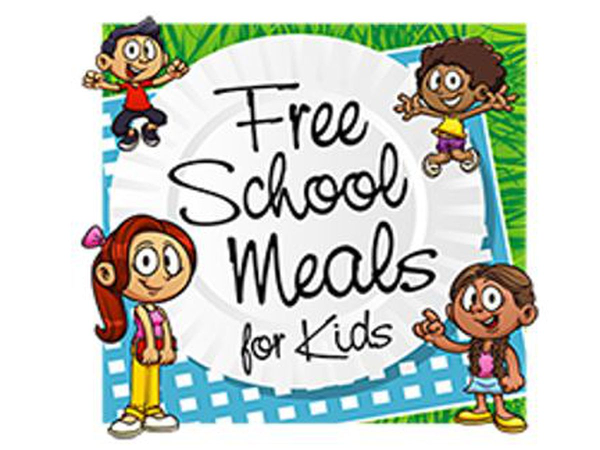 Free school meals at participating TUSD schools