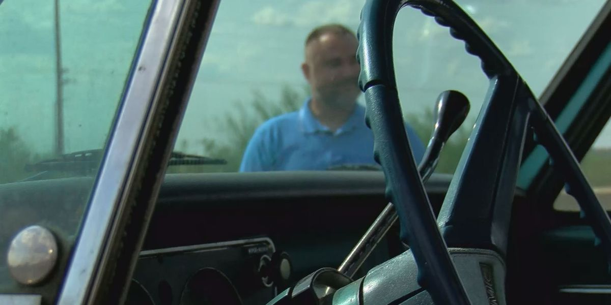 Miles of Memories: Tucson man finally finds late father's truck after decades