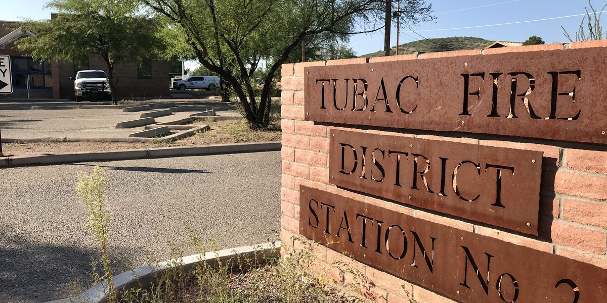 Seven Tubac firefighters going to great lengths to save people