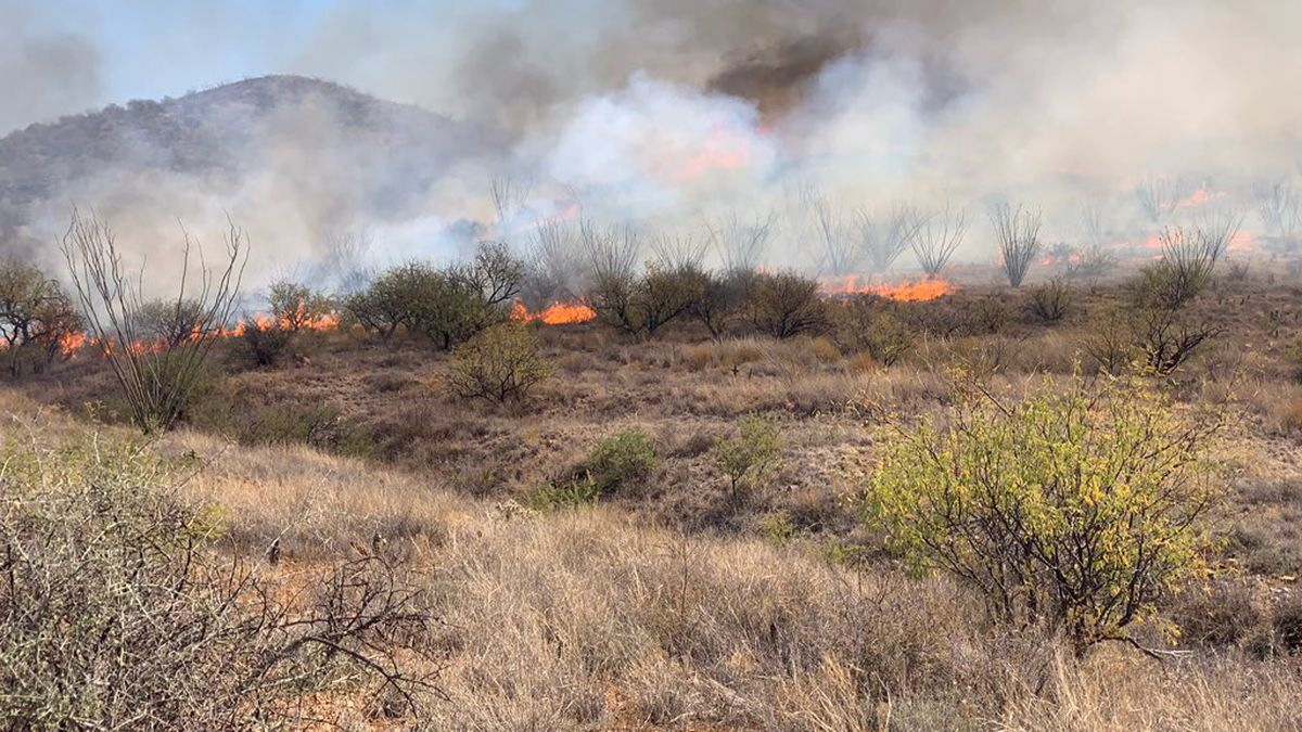 Update: Espinosa Fire fully contained. Encinos Fire at 90 percent.