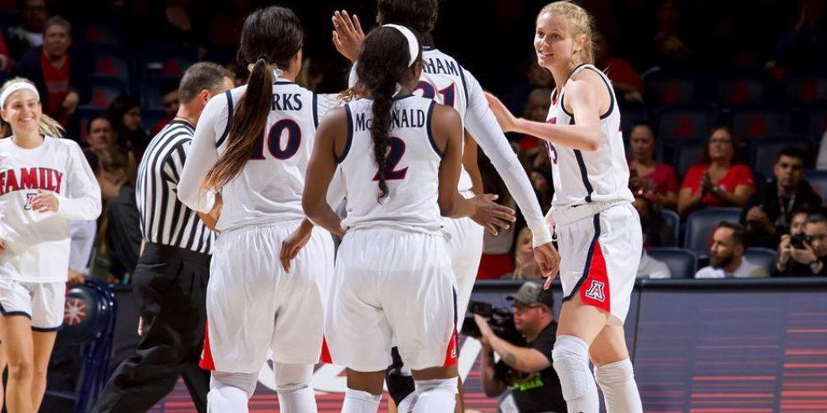 WNIT: Arizona downs Pacific, advances to Round of 16