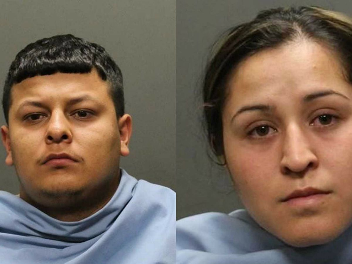 Couple plead guilty to manslaugter in infant's death