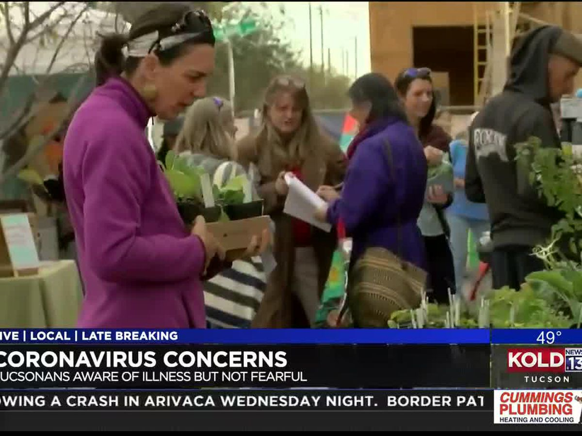 WHO declares health emergency over coronavirus, southern Arizonans not panicking yet