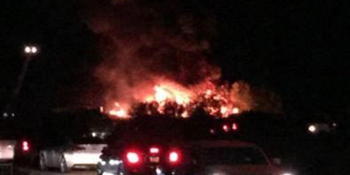 Crews respond to house fire in Sierra Vista