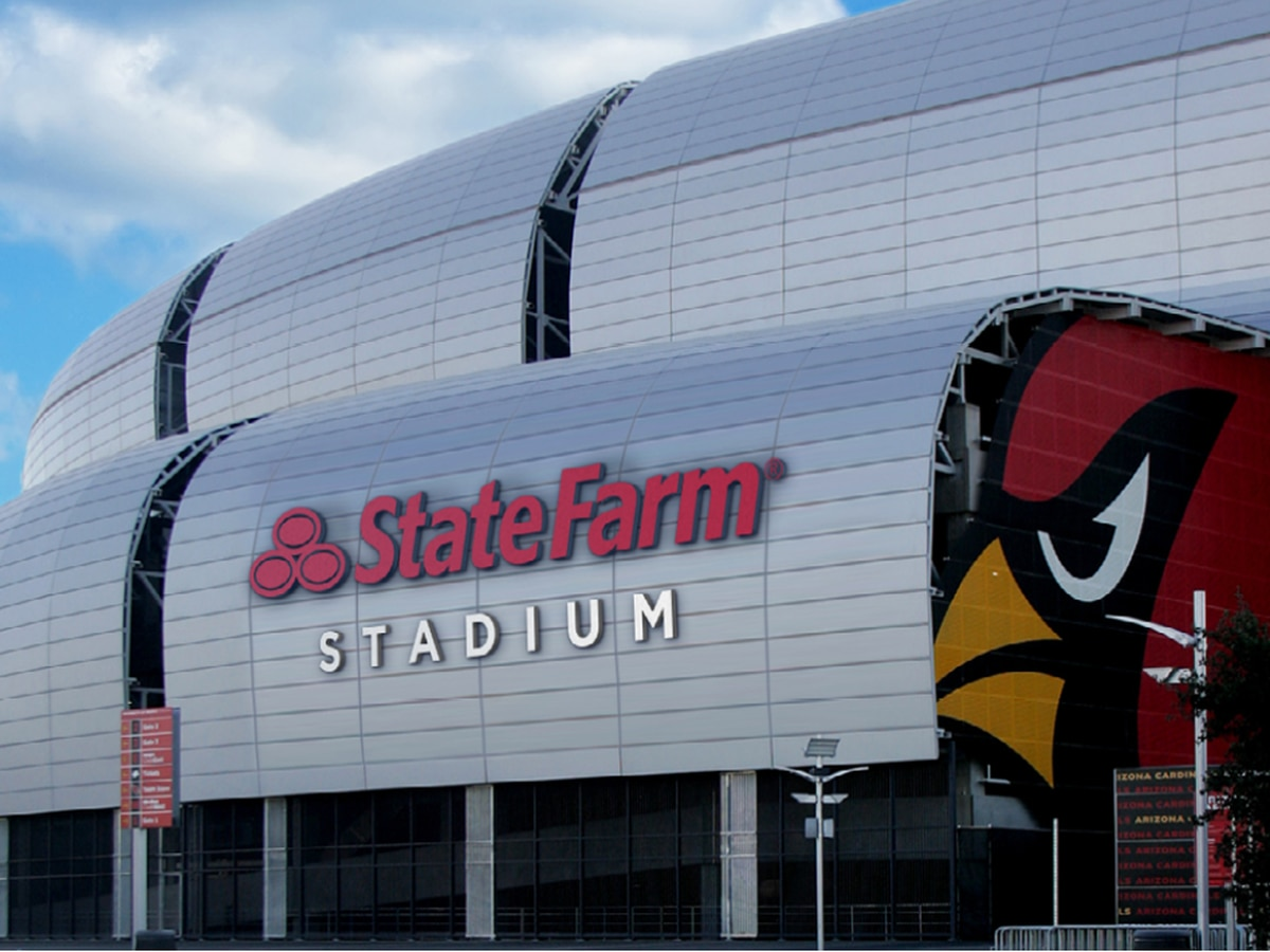 49ers to play upcoming games at Cardinals' State Farm Stadium