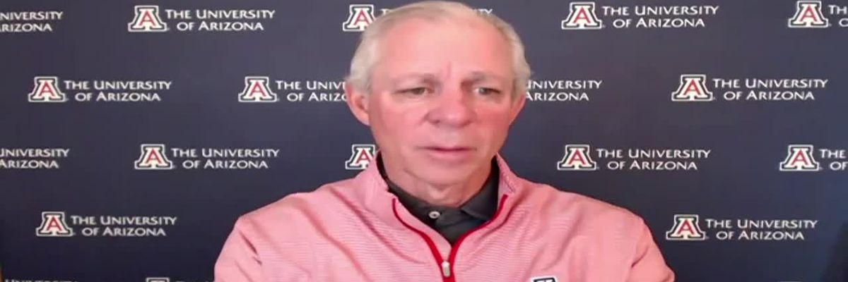 WATCH: University of Arizona to test all students in spring