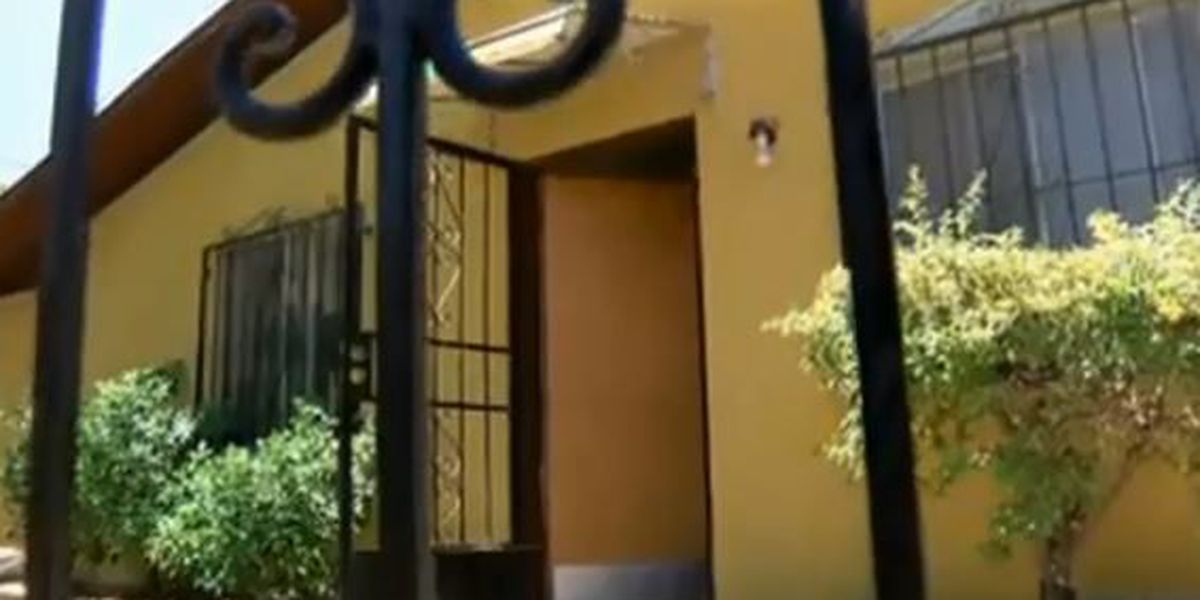 ONLY ON KOLD: The small yellow house with a secret