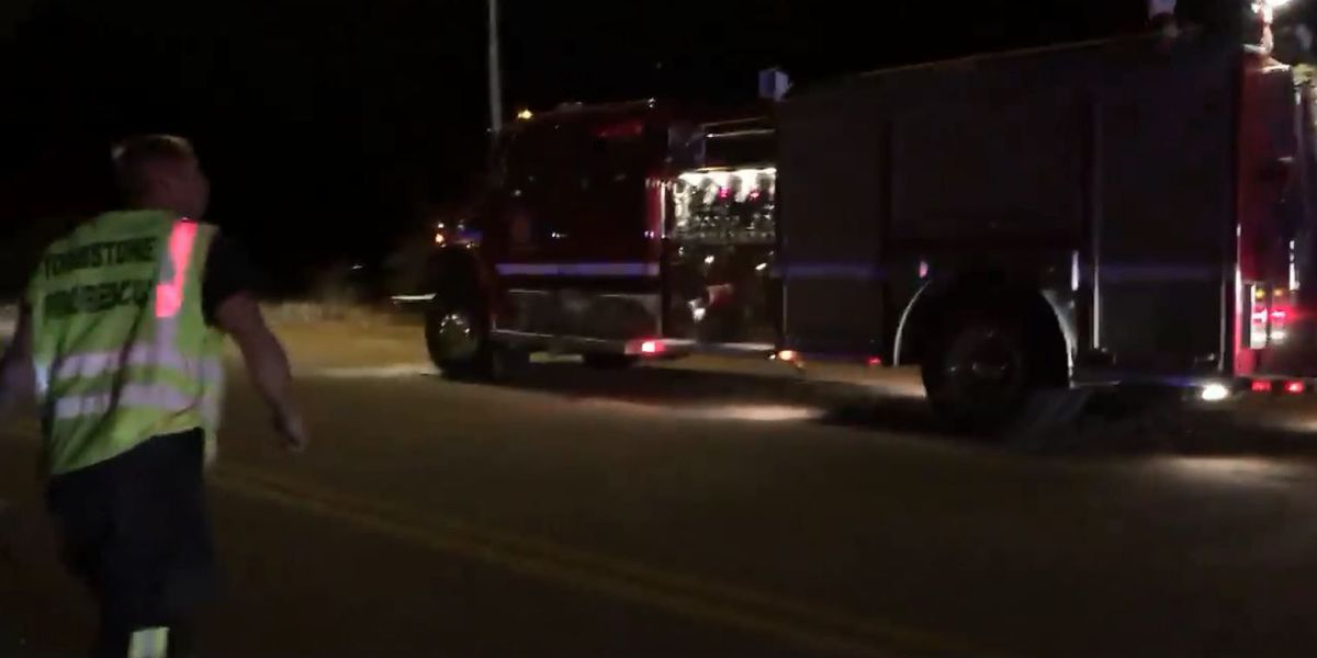 UPDATE: Tombstone residents allowed home after reported gas leak