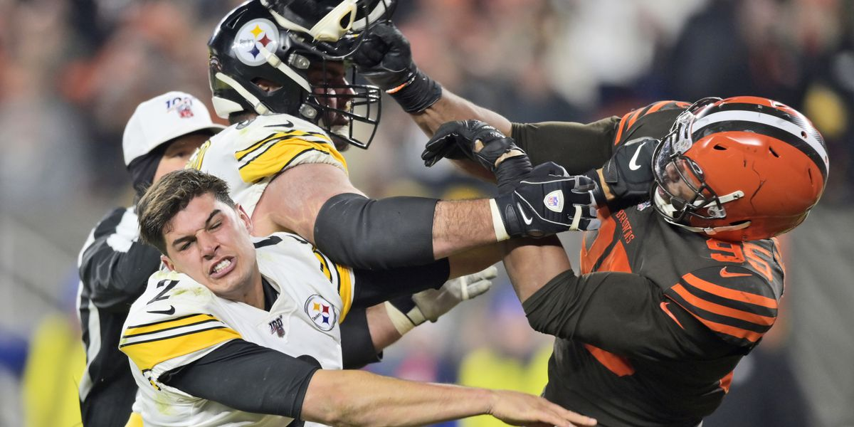 Browns' Garrett reinstated by NFL after 6-game suspension