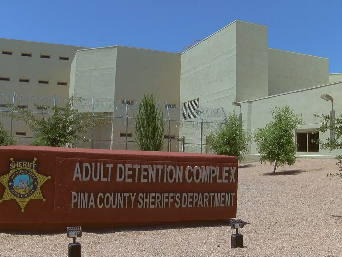 Pima County works to release non-violent inmates to slow spread of COVID-19 in jail