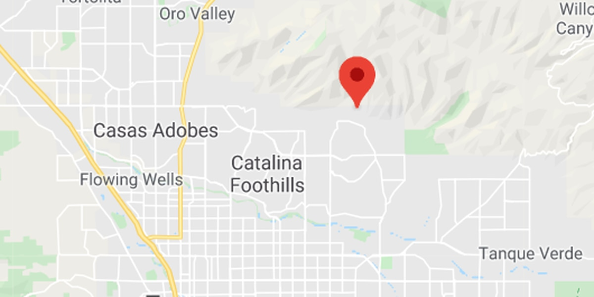 Rural Metro Fire responds to hiker rescue in Ventana Canyon