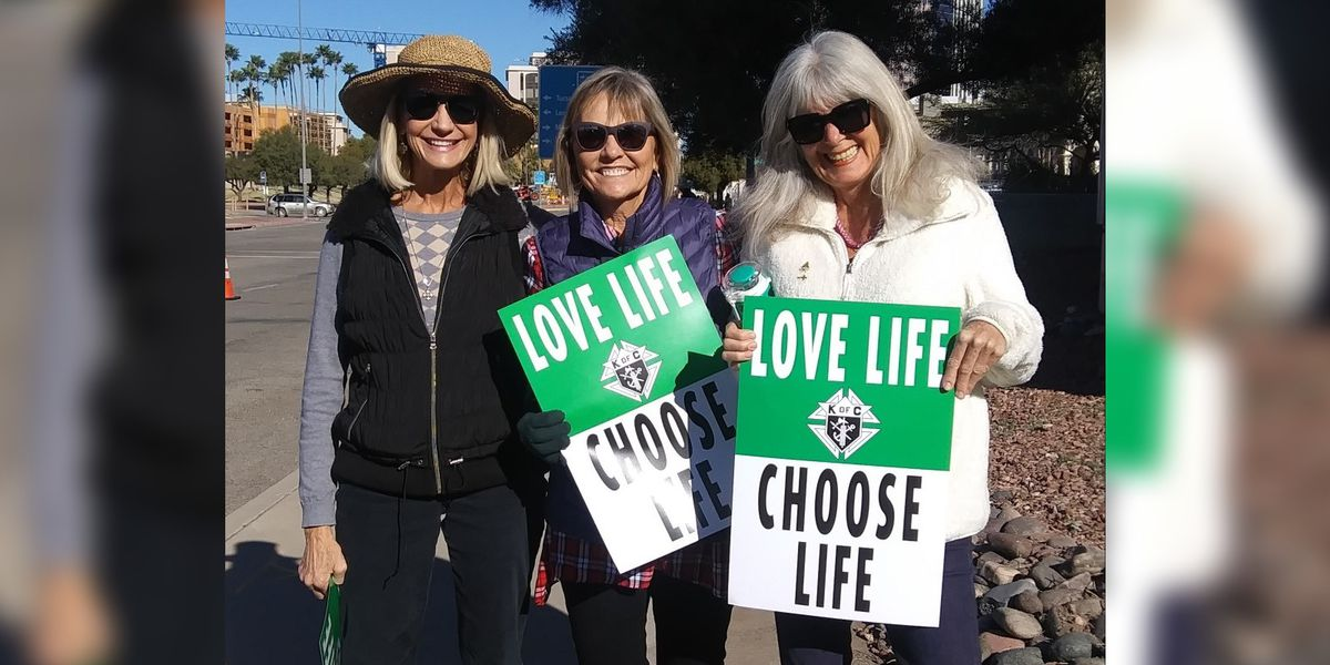 Tucson March for Life hosts car caravan on Saturday