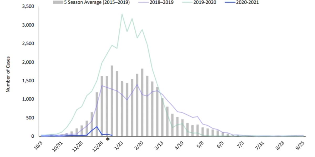 How COVID-19 compares to the seasonal flu