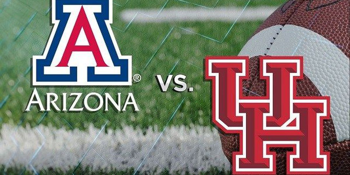 BEAR DOWN: Houston has no problem with Arizona