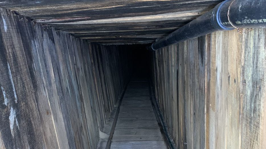 Homeland Security Investigations discovers cross-border tunnel in Yuma