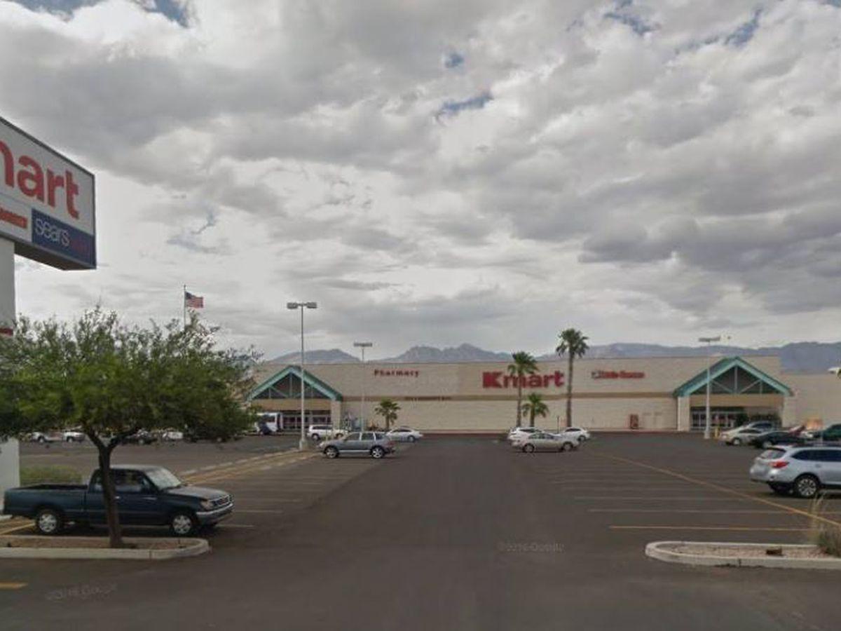Kmart in Tucson closing