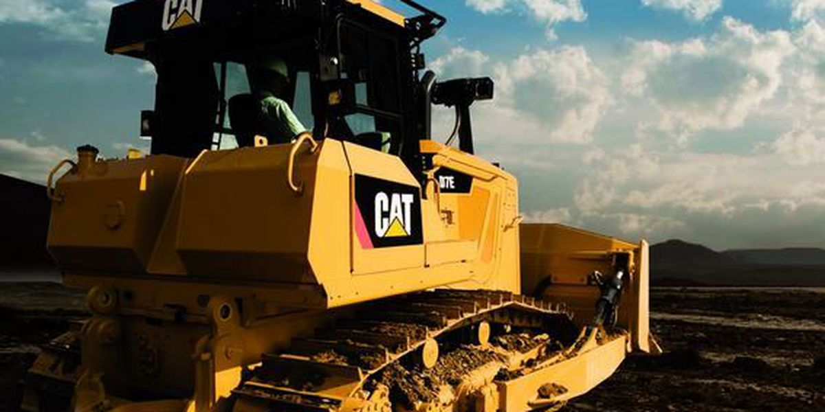 Caterpillar move seen as 'shot in arm' for Tucson economy