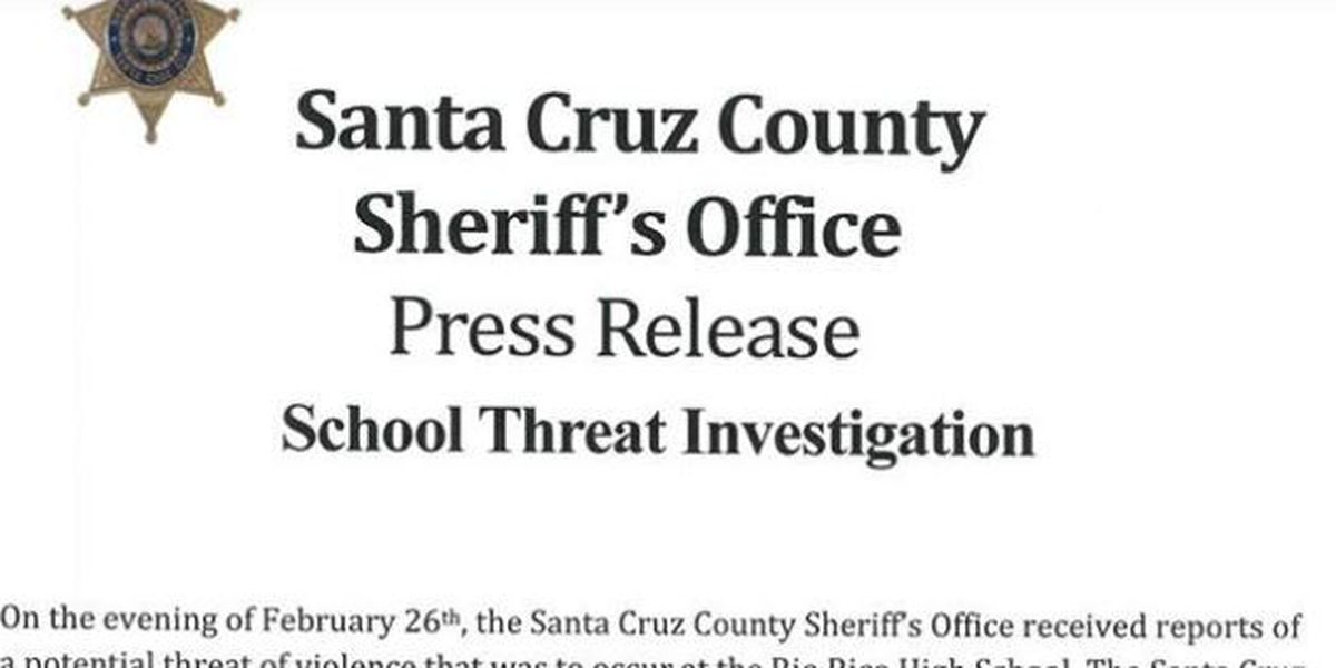 Santa Cruz Co. Sheriff's Office stepping up patrols after threat investigation