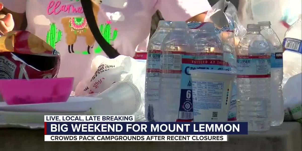 Mount Lemmon packed over long weekend, businesses thankful for boost