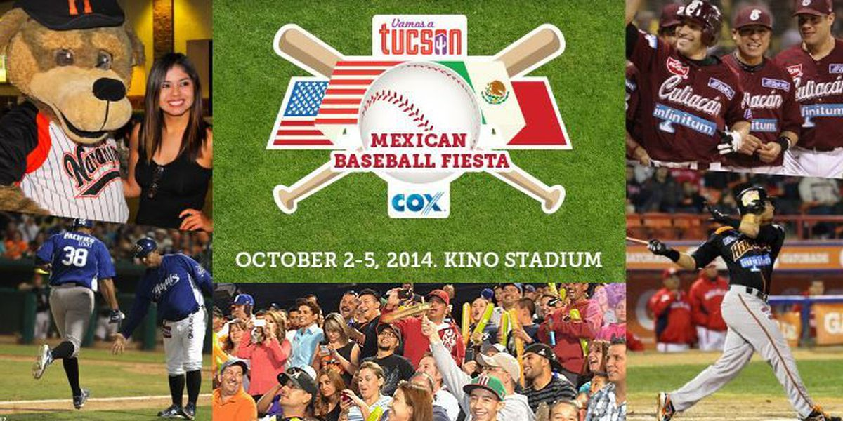 Baseball returns to Tucson with a 'Fiesta' flair