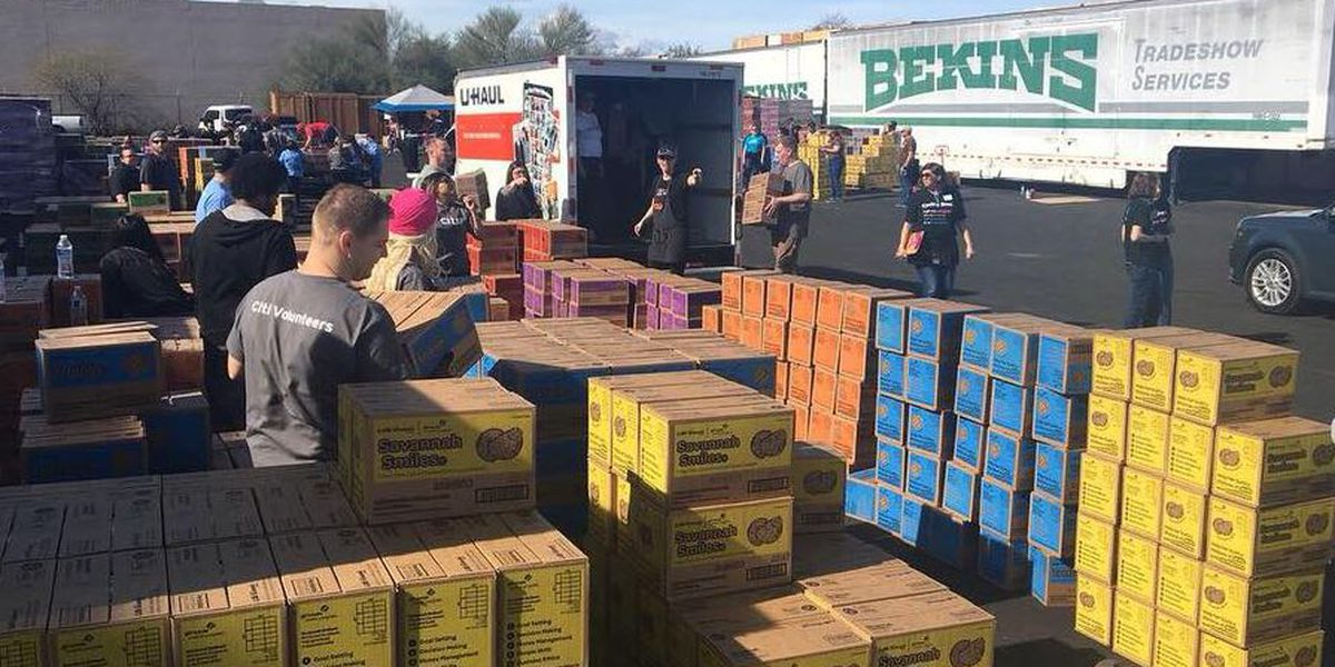 Girl Scout cookie selling begins