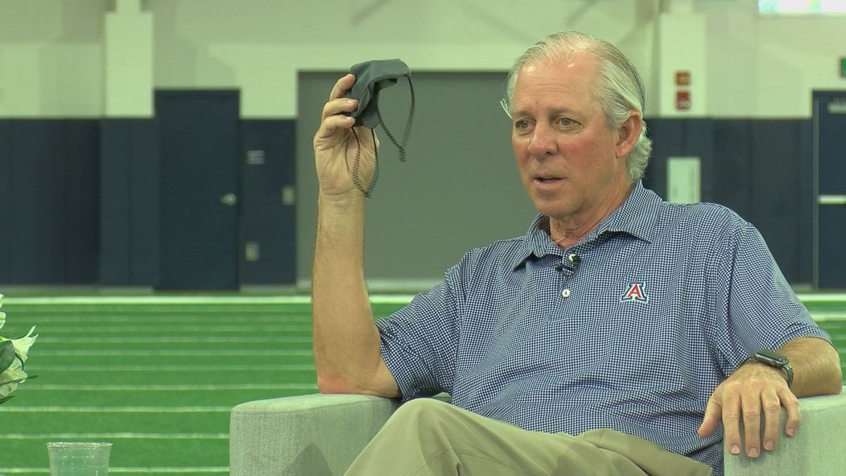 UA plans to bring athletes back, fall safety measures still on the drawing board