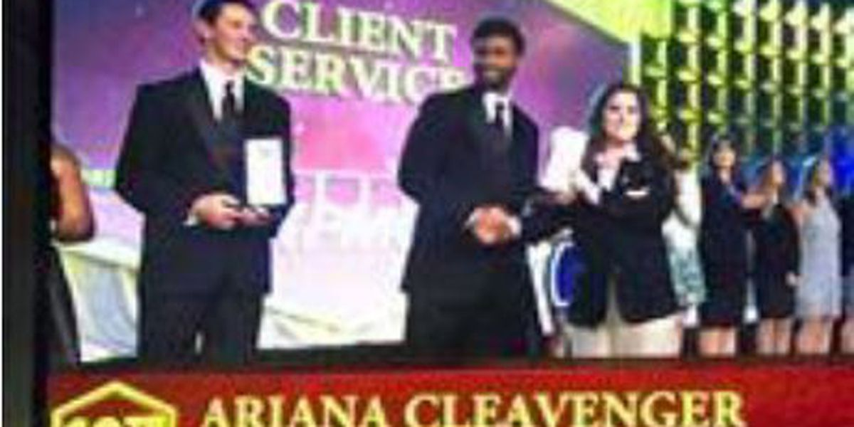 San Tan Foothills High School - Future Business Leaders of America Earn National Awards