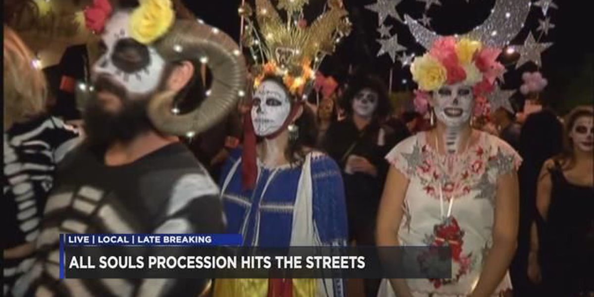 Expect delays, closures in downtown Tucson for All Souls celebrations