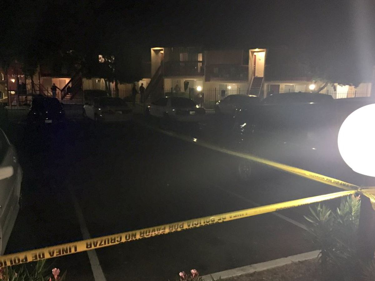 UPDATE: Man shot, killed in apartment off Old Spanish Trail