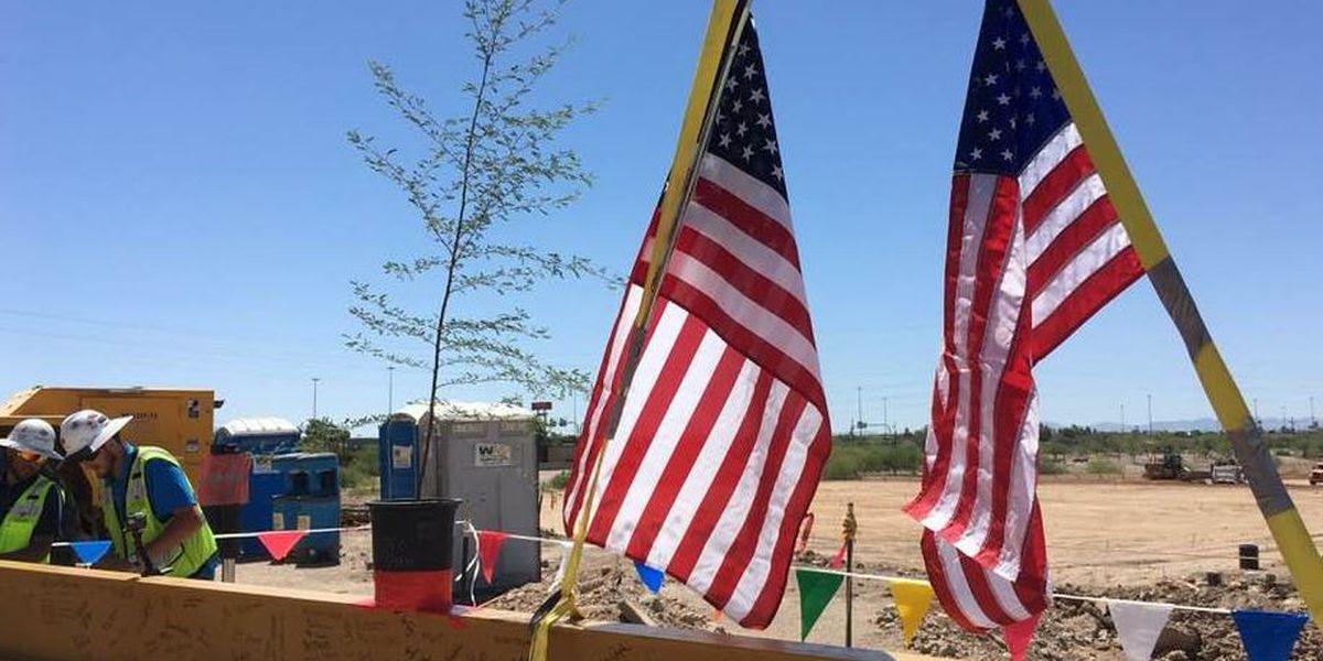 Caterpillar celebrates a milestone in Tucson