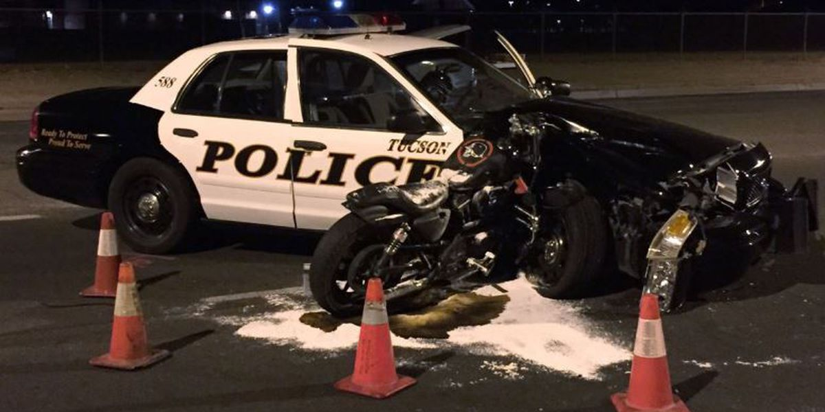 Report released about fatal motorcycle crash involving TPD officer