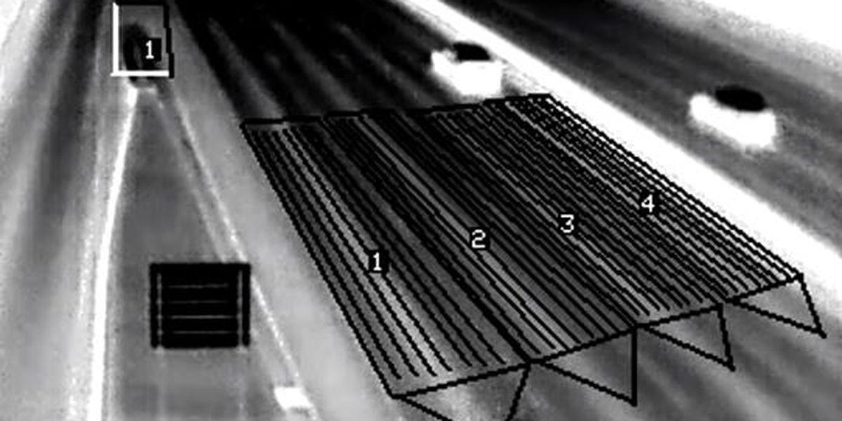 Wrong-way crash in Phoenix caught on camera