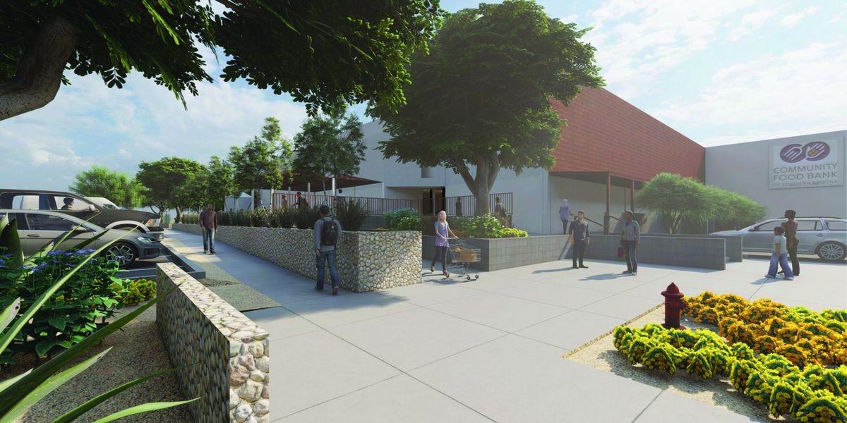 Community Food Bank receives $100,000 grant toward $4.5 million renovation