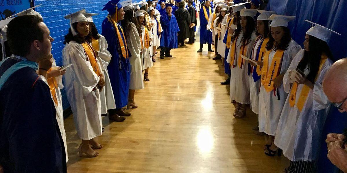 Sunnyside graduates take different path to future goals