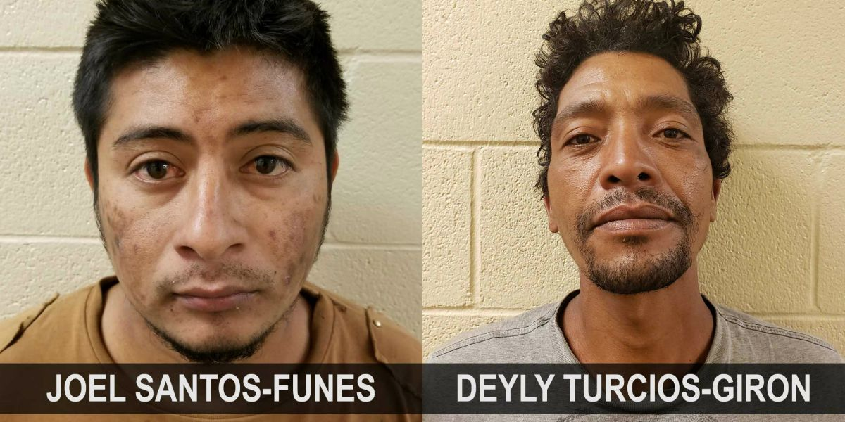 Two previously deported Honduran MS-13 gang members arrested entering U.S.